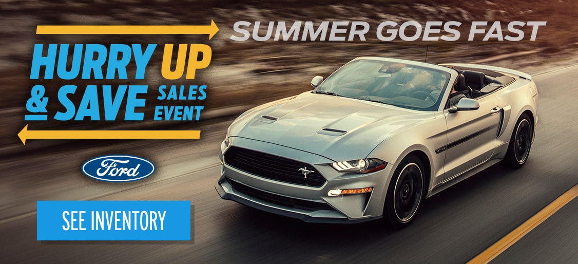 New Ford Lease Specials Nj Ford Finance Deals Union County