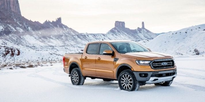 2019 Ford Ranger Morristown NJ
