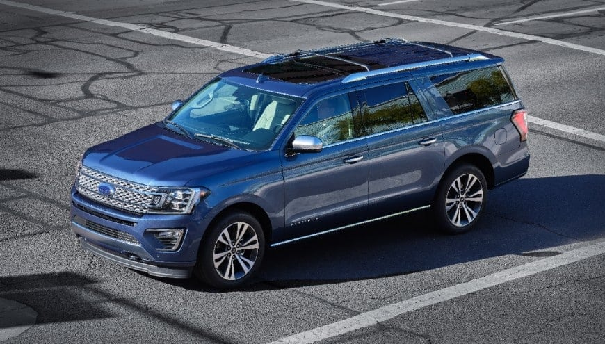 2020 Ford Expedition Summit NJ