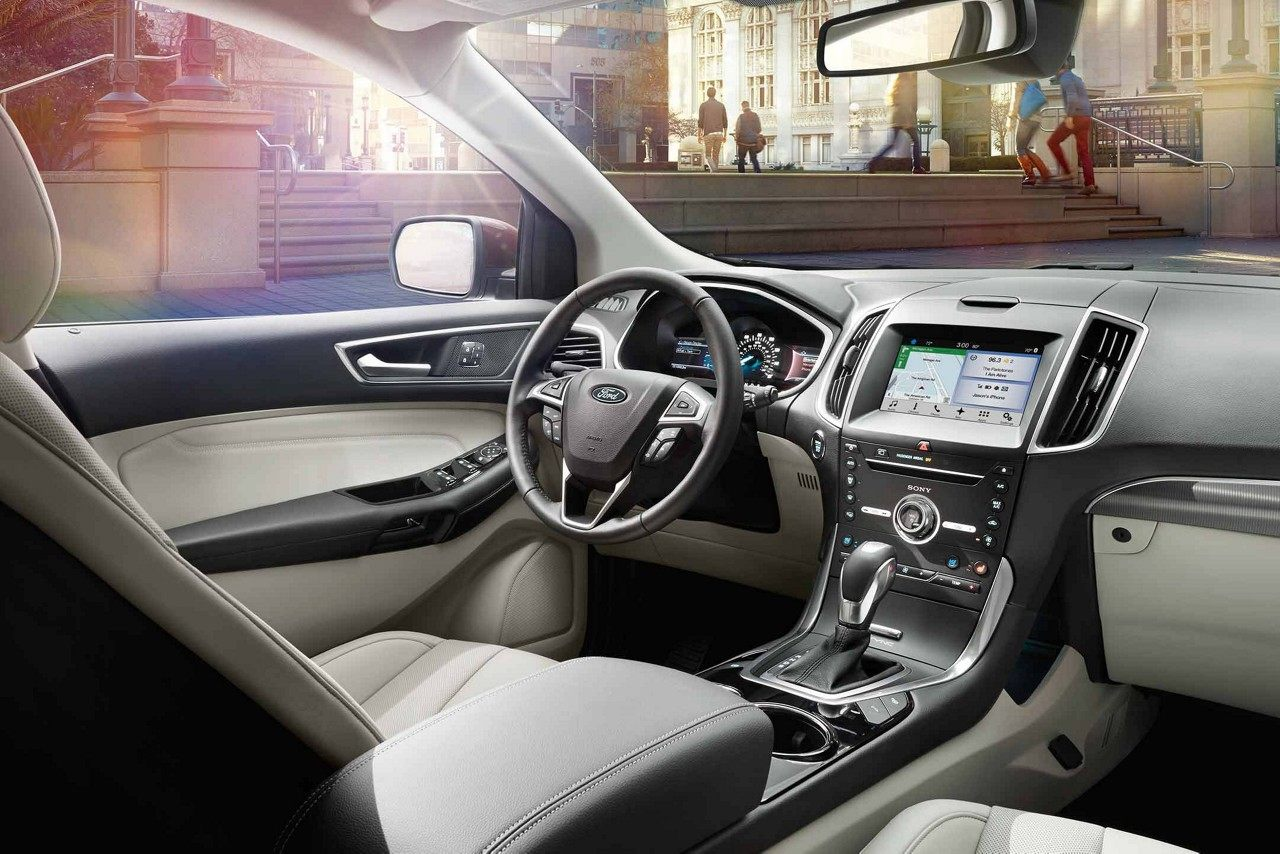 Safe Yet Fun The  Ford Edge