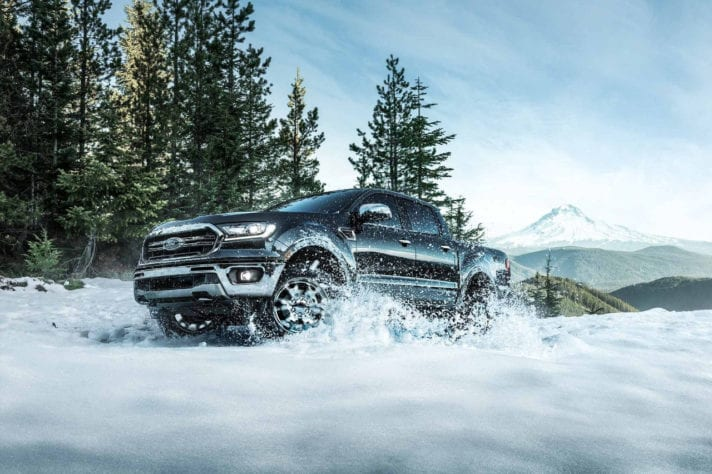 2019 Ford Ranger Summit NJ