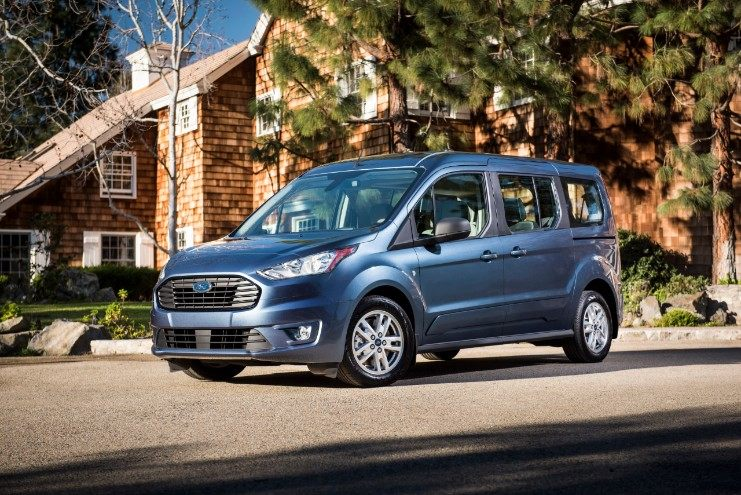 2019 Ford Transit Connect Wagon Union NJ
