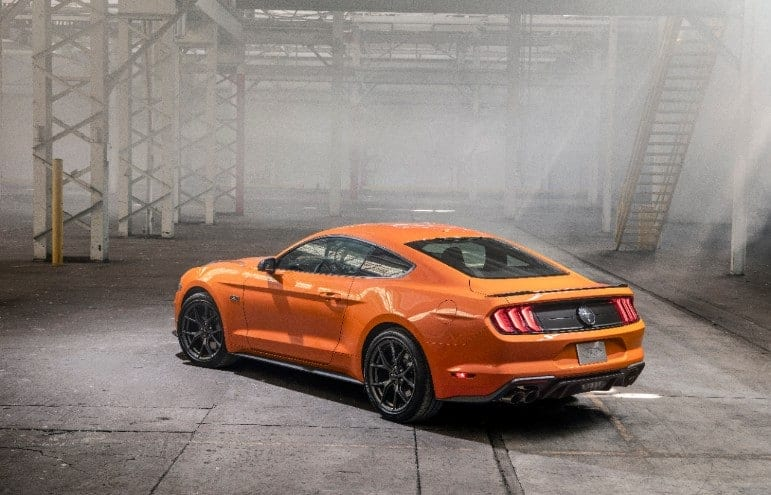 2020 Ford Mustang Summit NJ