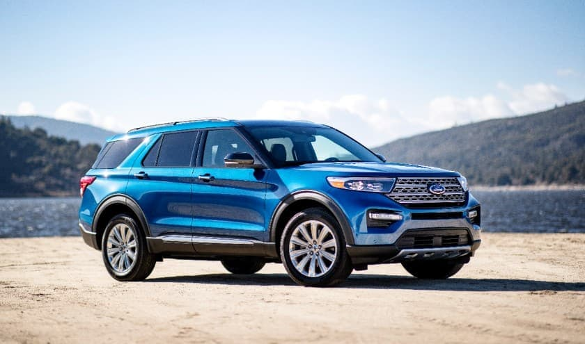 2020 Ford Explorer Hybrid Summit NJ