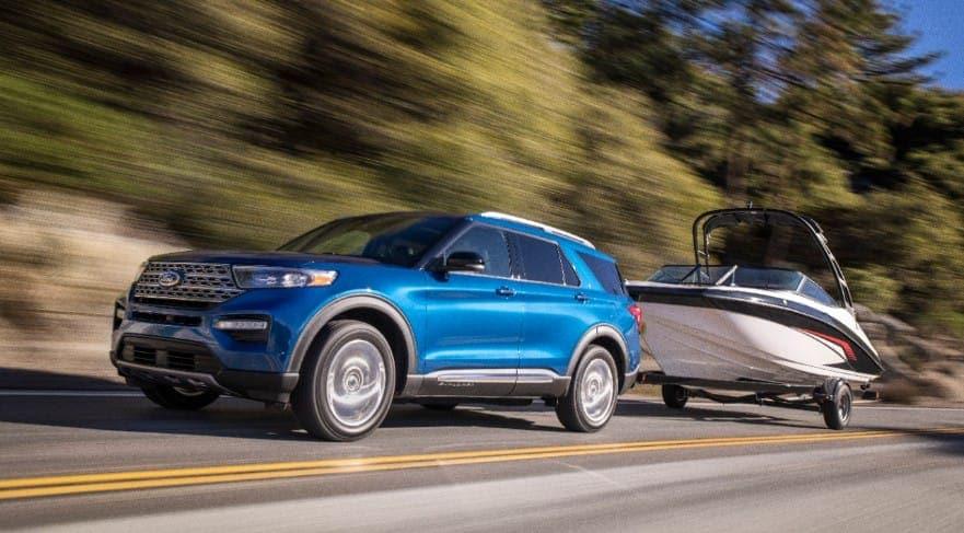 2020 Ford Explorer Hybrid Union NJ
