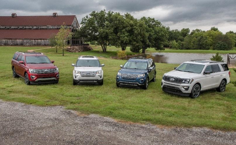Ford Special Edition SUVs NJ