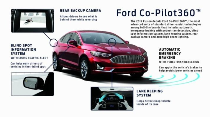 2019 Ford Fusion Maplewood NJ