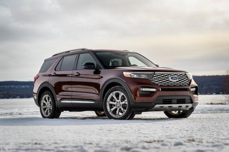 2020 Ford Explorer Summit NJ