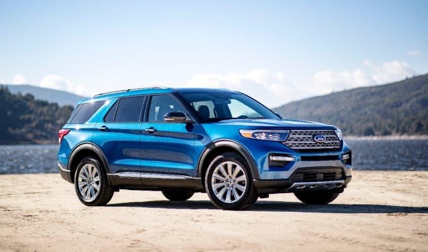Ford Lease Deals >> 2020 Ford Explorer Lease Deals Nj Ford Explorer Specials