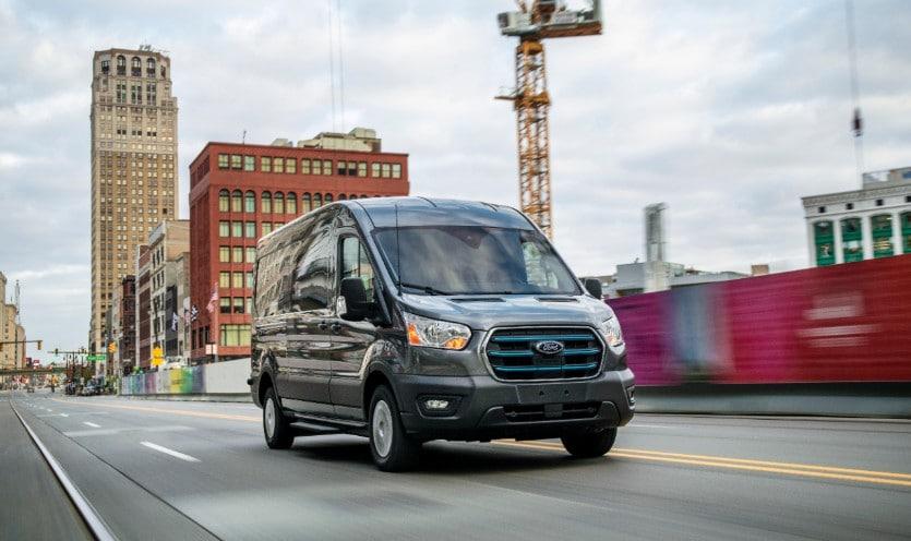 2022 Ford E Transit Van NJ