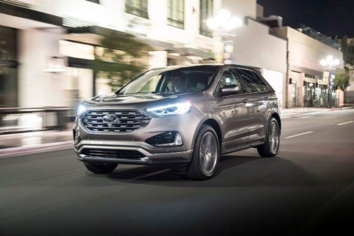 2019 Ford Edge Titanium Elite NJ