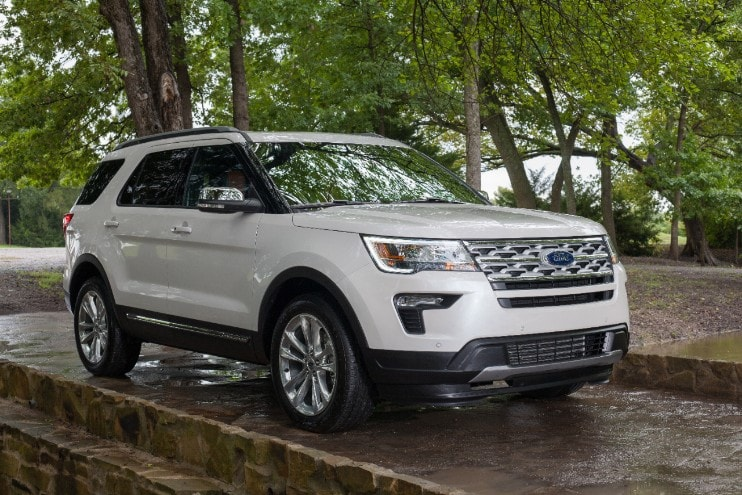 2019 Ford Explorer Desert Copper Edition NJ