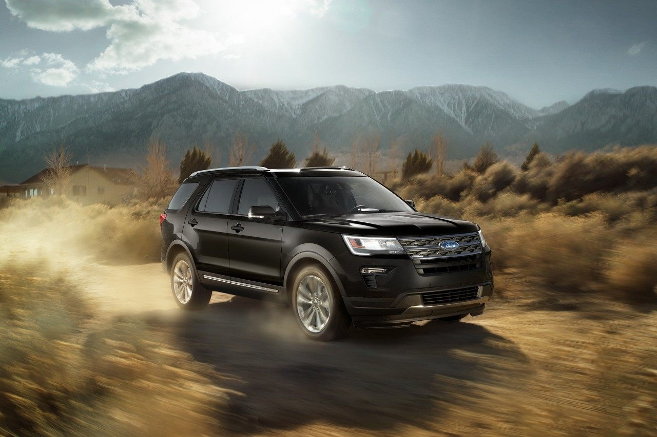 2018 Ford Explorer Summit NJ