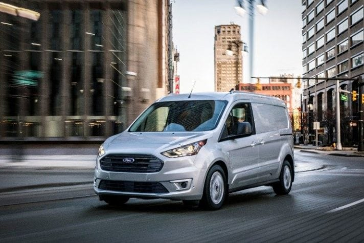2019 Ford Transit Connect Cargo Van Union NJ