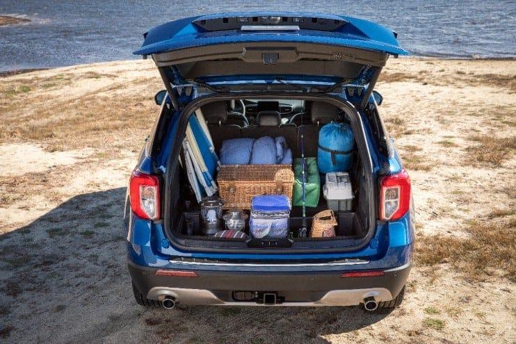 2020 Ford Explorer Limited Hybrid NJ