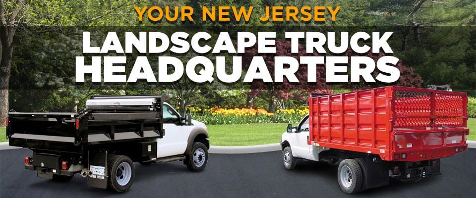 Landscape Trucks - Salerno Duane Ford New Ford Dealership In Summit, NJ 07901