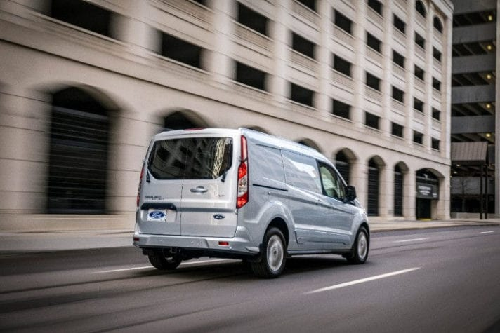 2019 Ford Transit Connect Cargo Van Morristown NJ
