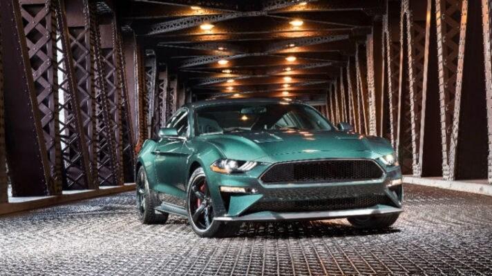 2019 Ford Mustang Bullitt NJ