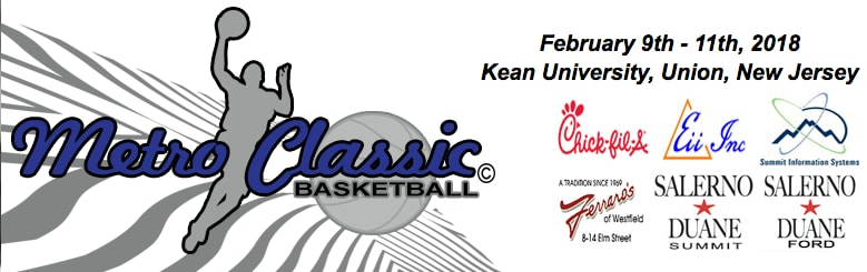 2018 Metro Classic High School Basketball Showcase