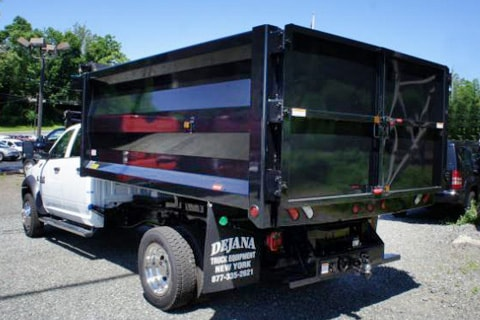 Landscaper Dump Body Trucks. Knapheide's Drop Side Landscape ... - Landscape Trucks Salerno Duane Ford