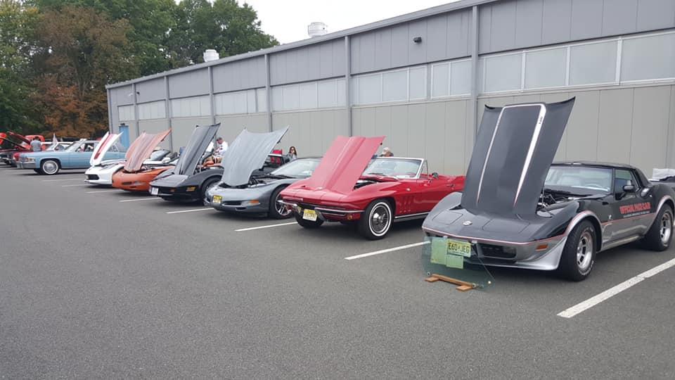 Car Show New Providence NJ
