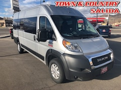 2019 Ram ProMaster 3500 Window High Roof Van Extended Cargo Van