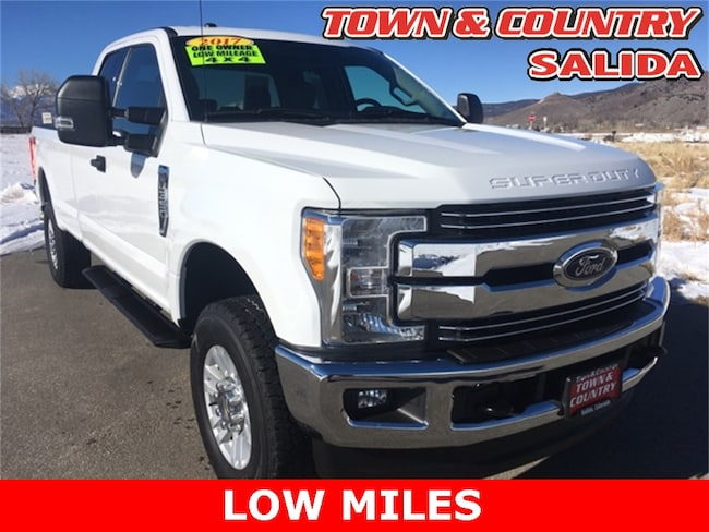 2017 Ford F-350SD XLT Truck