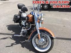 2008 Harley-Davidson Deluxe Motorcycle