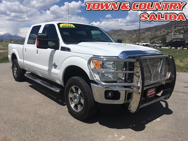 2014 Ford F-250SD Truck