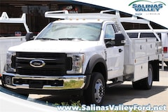 2018 Ford F-450 Cab/Chassis
