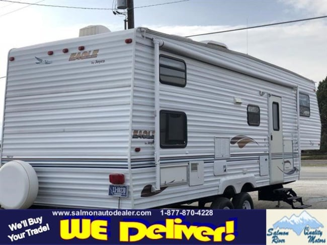 2000 Jayco Eagle 5TH WHEEL