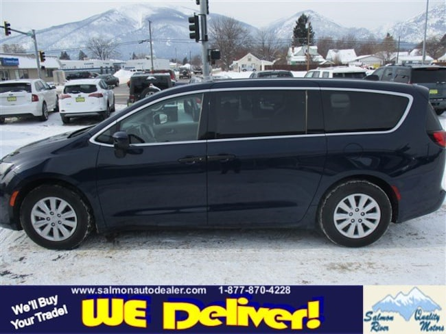 2018 Chrysler Pacifica L L FWD
