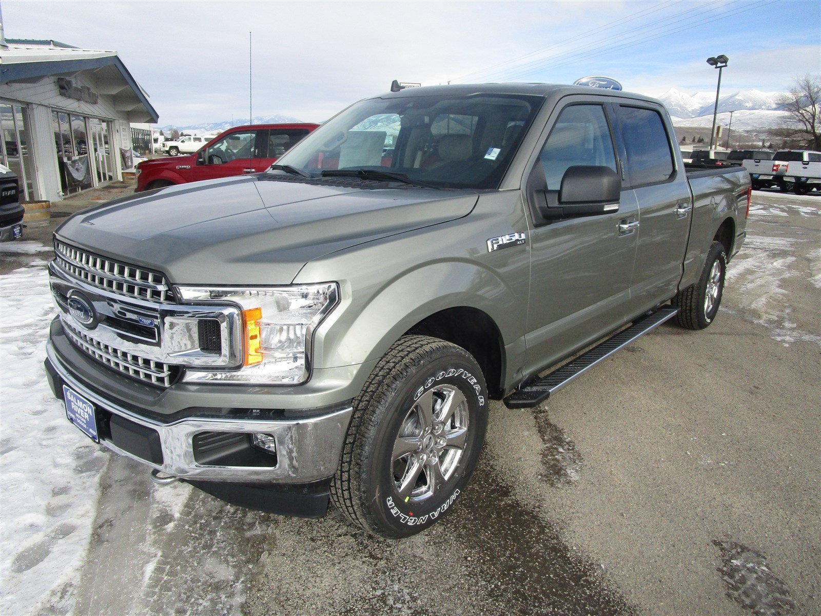 2019 Ford F-150 XLT XLT 4WD SuperCrew 6.5 Box