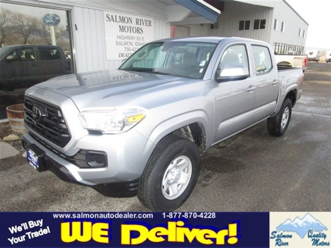 2018 Toyota Tacoma Crew SR SR Double Cab 5 Bed V6 4x4 AT