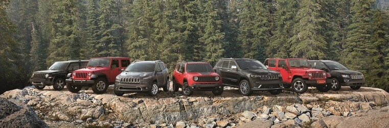 Great Deals On New Jeep Suv S From Salsbury S Cdjr In