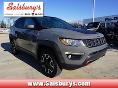 Used 2020 Jeep Compass Trailhawk SUV in Baton Rouge