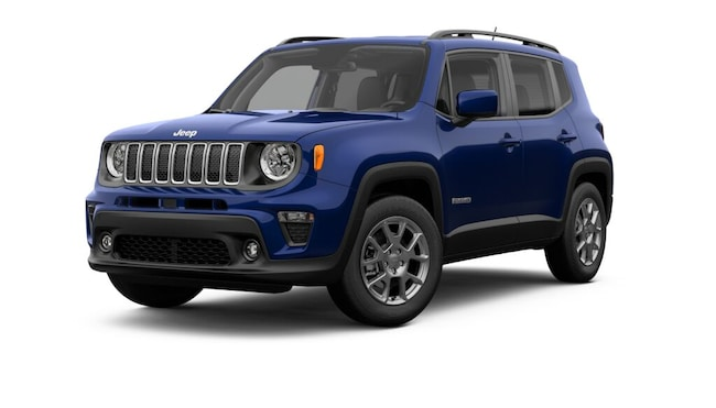 New 2019 Jeep Renegade LATITUDE 4X2 Sport Utility in Baton Rouge