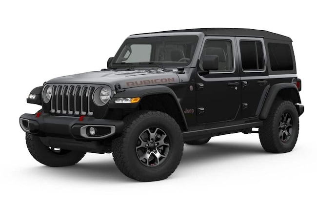 New 2019 Jeep Wrangler UNLIMITED RUBICON 4X4 Sport Utility in Baton Rouge