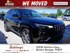 Used 2019 Jeep Cherokee Limited SUV in Baton Rouge