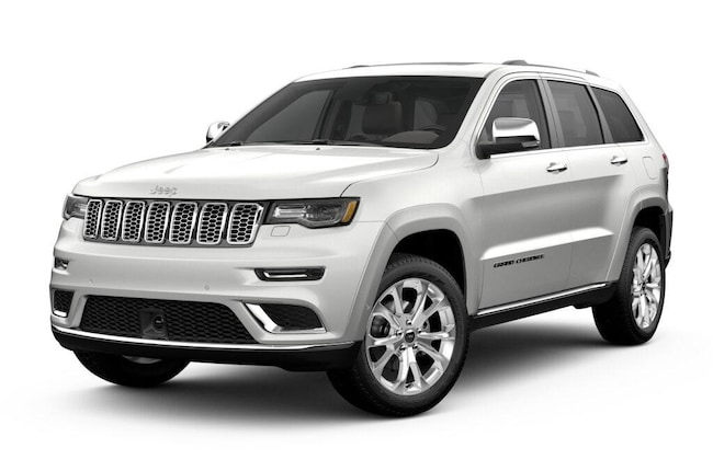 New 2019 Jeep Grand Cherokee SUMMIT 4X2 Sport Utility in Baton Rouge