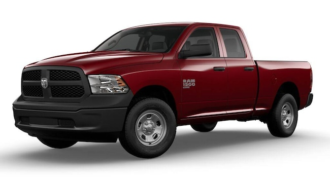 New 2019 Ram 1500 CLASSIC TRADESMAN QUAD CAB 4X2 6'4 BOX Quad Cab in Baton Rouge