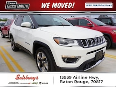 Used 2018 Jeep Compass Limited SUV in Baton Rouge
