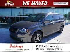 2019 Dodge Grand Caravan SE PLUS BLACKTOP Passenger Van