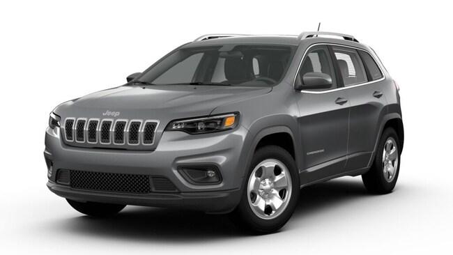 New 2019 Jeep Cherokee LATITUDE FWD Sport Utility in Baton Rouge