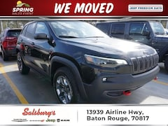 Used 2019 Jeep Cherokee Trailhawk SUV in Baton Rouge
