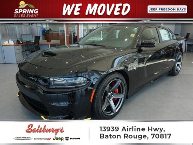 New 2019 Dodge Charger SRT HELLCAT Sedan in Baton Rouge