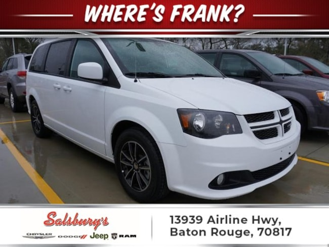 2019 Dodge Grand Caravan GT Mini-Van