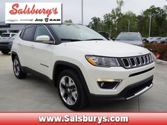 Used 2020 Jeep Compass Limited SUV in Baton Rouge