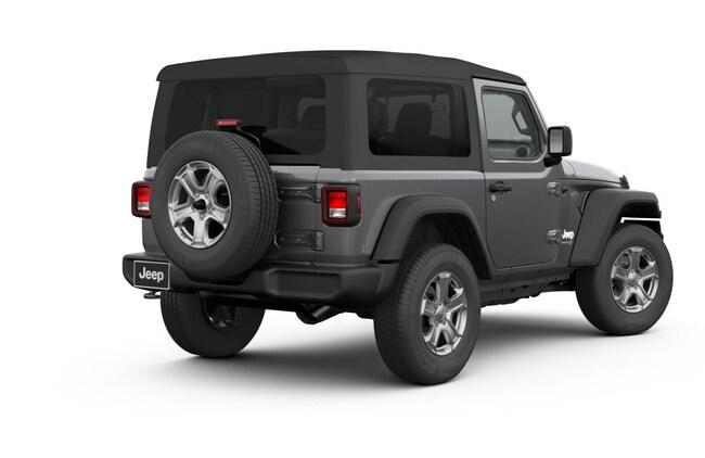 new 2019 jeep wrangler sport s 4x4 in baton rouge la k36002. Black Bedroom Furniture Sets. Home Design Ideas
