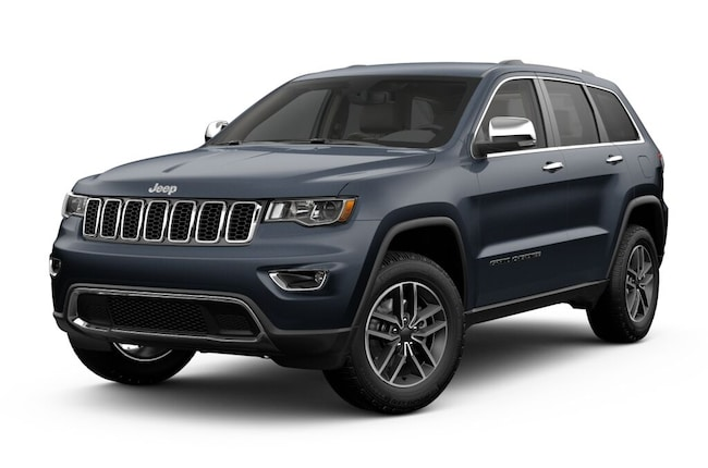New 2019 Jeep Grand Cherokee LIMITED 4X2 Sport Utility in Baton Rouge